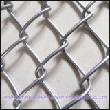 Rete fissa rivestita galvanizzata di collegamento Chain del PVC (rete metallica del diamante)