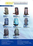 A mochila grande ao ar livre do saco de um curso de 30 litros ostenta o saco