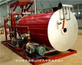 A elevada eficiência Skid-Mounted Aquecedor de óleo quente