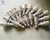 Utilisation de l'étang 25 microns de métal, crépine de buse Buses en acier inoxydable