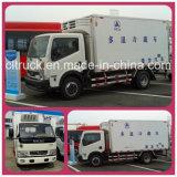 Congeladores tipo Dongfeng 95Cv 4X2 Mini nevera carretilla