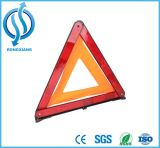 Fahrbahn-Emergency Reflektor-Verkehrssicherheit, die LED-Dreieck warnt