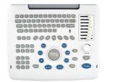 Scanner ultrasonique à haute performance à ultrasons avec sonde convexe 3,5 MHz - Extrémité