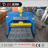 Dx European Style Color Steel Glazed Strips Roll Forming Machine