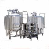 tanque da fabricação de cerveja 2bbl