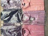 中国は人のワイシャツ、綿の人のワイシャツ、人のワイシャツビジネス服、10000pairsの決め付けた