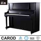 Black 126cm Instrument de musique de piano