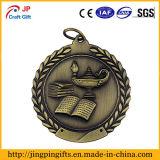 Metal 3D personalizadas medallas para la competencia varios