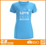 Women's Big Fashion exécutant T-shirt d'impression