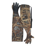Неопреновые перчатки для рыбалки и охоты (HX-G0069)