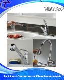 Robinet de cuisine à bas prix moderne Pull Out Spray POF-K012