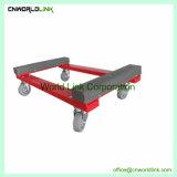 Dispositivo de aço armazém de rolos de Equipamento Móvel de Carga Pesada de reboque