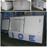 40cu. FT Bagged Ice Storage Bin Ice Freezer para 120bags of Ice