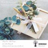 Hongdaoの木の絵画および書道の収納箱、表示Box_D