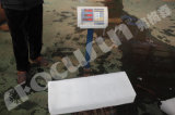 New Tech Direct la congelación de bloquear la máquina de hielo para Vietnam
