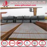 Placa de acero laminada en caliente de la resistencia a las inclemencias del tiempo E24W 4 Corten