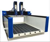 Maquinaria de fabricación de moldes 1325 Router CNC Máquina con cama de Servicio Pesado y 6kw husillo Italia