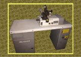 Verwendeter Fortuna 45° Lederner spaltender Schuh oder Beutel, die Maschine herstellen (34S-AG/M)
