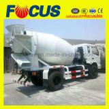 miscelatore concreto del camion 3CBM/4CBM con il circuito idraulico americano di Sauer (serie di HDT)
