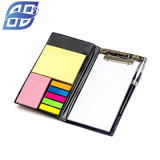 Cuir synthétique Multifunctional Memo Pad