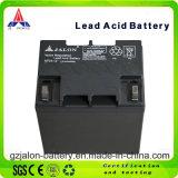 Batteria acida al piombo sigillata dell'UPS per il sistema dell'invertitore (12V24ah)