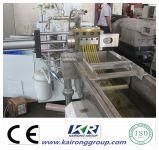 Pp.-PET-EVA-PVC-CaCO3-Füller Masterbatch Plastikkörnchen, die Maschine herstellen