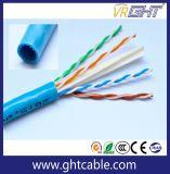 4 paires UTP CAT6un câble LAN Câble Ethernet