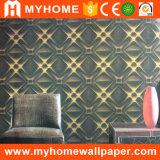 2016 Nuevo Vinil PVC habitación a prueba de agua de papel de pared