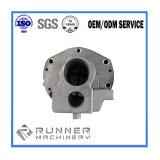 平らなプロトタイプのためのOEM/Customの精密銅CNCの回転部品