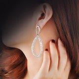 De nieuwe Juwelen van de Manier van de Oorringen van de Manier van de Ster van het Staal van de Vlek van het Ontwerp