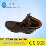 Pattini di sicurezza d'acciaio resistenti della punta di slittamento respirabile degli uomini