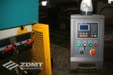 Máquina de dobra hidráulica do Nc do tipo de Zdmt Qaulity