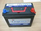 비용이 부과된 건전지 저장 자동차 배터리 자동 건전지 Mf Ns60L를 말리십시오
