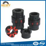 고품질 강철 또는 알루미늄 L Type Jaw 샤프트 플렉시블 커플링(중국 공장