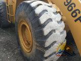 Utilisé du matériel de construction de qualité supérieure chargeurs avant hydraulique Cat 966f chargeuse à roues