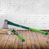 ось кованой стали режущих инструментов 45# сада 3.5lbs с ручкой стеклоткани