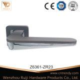 Square 로즈 (Z6361-Zr13)에 좋은 Selling Zinc Alloy Door Handle