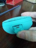 O altofalante baixo portátil redondo de Bluetooth