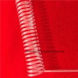 Korrosionsbeständiges freies gewundenes Quarz-Glasgefäß für Beleuchtung