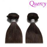 100%の人間のバージンのロシアの毛によって着色されるOmberの毛