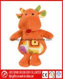 Lindo bebé de juguete de regalo de promoción de peluche de hipopótamo
