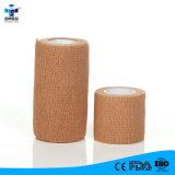 Primeiros socorros médicos Crepe bandagem de socorro de emergência-16