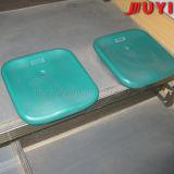 Groene Zetel die van het Ontwerp van het Metaal van het bureau de Noordelijke voor het Kamperen de Buitensporige Prijs van de Stoel van de Bal Plastic In het groot Gemerkte Stoelen vouwt