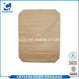 Lustre encantador con el buen bolso del cemento del papel del precio