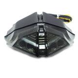Luz de la cola de las señales de vuelta de la luz LED de la motocicleta de Ftldu002bk para Ducati 848 1098 1198
