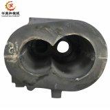 Bastidor del hierro de la precisión, pieza de acero fundido, bastidor del metal