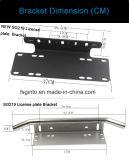 차, ATV, SUV를 위한 새로운 LED 일 표시등 막대 번호판 부류,