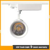 35W CREE LED COB TRACK Light/Spot Light for Commercial Lighting
