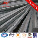 Justierbares Metall Pole für elektrische Verteilung