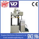 Polvo de Paktat 100ton que condensa la máquina de la prensa hidráulica de cuatro columnas